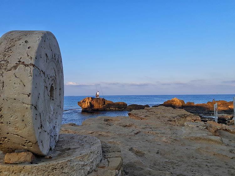 קמפינג חוף אכזיב, מקומות מומלצים קמפינג על הים