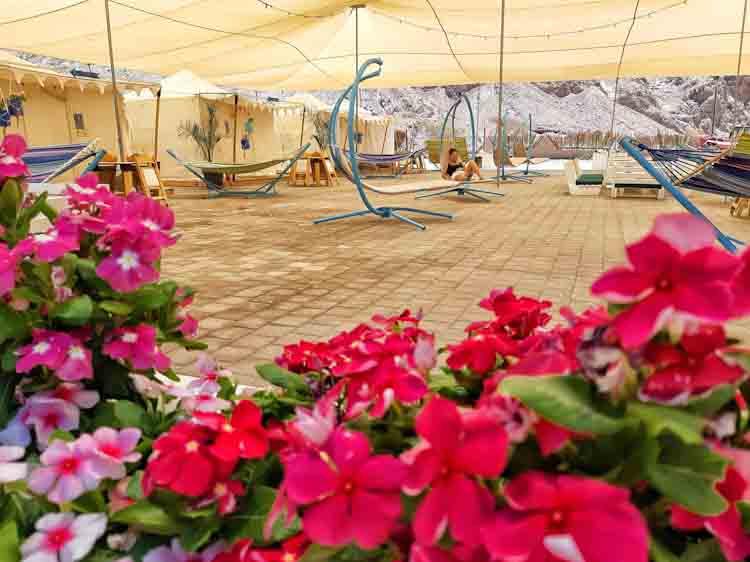 גלאמפינג באילת - מדבריא ובקרוב גם במתחם הקרולינות, אוהלים ממוזגים באילת